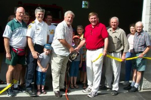 Opening Shorts Creek Fire Hall
