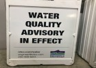 Water Quality Advisory for some Westshore Estates water customers